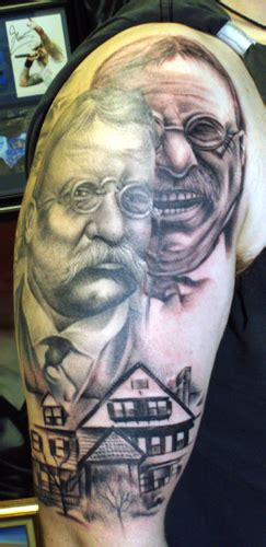 theodore roosevelt tattoo teddy roosevelt freaking awesome tattoos