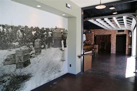 tank garage winery  napa wine project