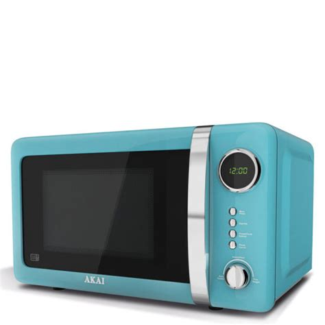 Microwave Bluesky akai 700w digital microwave baby blue iwoot