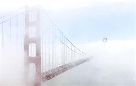 Golden Gate Bridge Supreme Iphone All Hp wallpaper fog san francisco golden gate bridge images for desktop section пейзажи