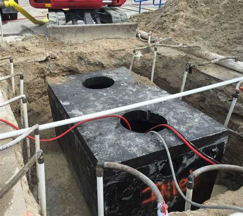 Plumbing Sand Trap by Grease Traps Meeks Plumbing Inc Vacuum Truck