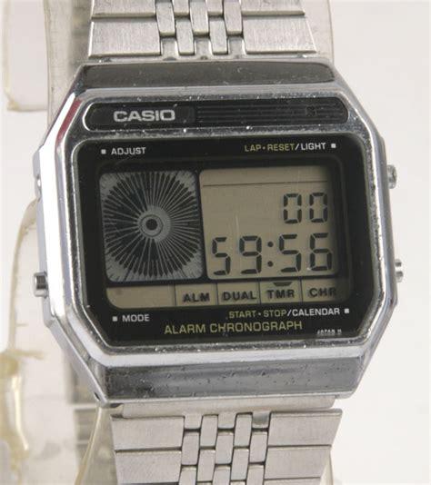 Casio Vintage Melody vintage ss casio melody alarm ax 210 bangkokjunkman