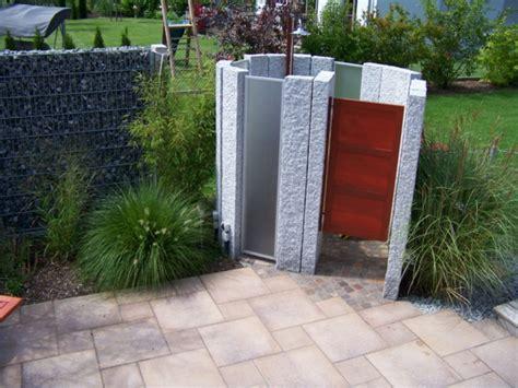 Aussendusche Garten by Sichtschutz F 252 R Gartendusche 35 Tolle Beispiele