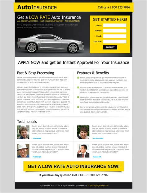 Insurance Company: Auto Insurance Price Quotes