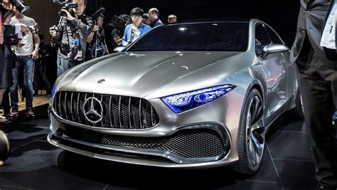 future mercedes 2017 mercedes benz concept a debuts fresh design in shanghai