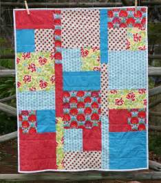 easy quarter quilt by kate henderson quilting pattern