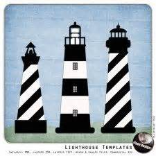 lighthouse template craft free printable lighthouse patterns search