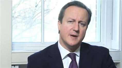 cameron new year message david cameron s new year message what s in what s not