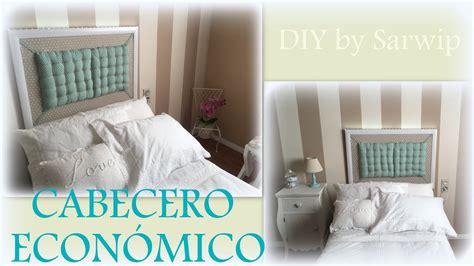 cabeceros de cama baratos y originales diy c 243 mo hacer cabecero barato cabecero cama de 90 por