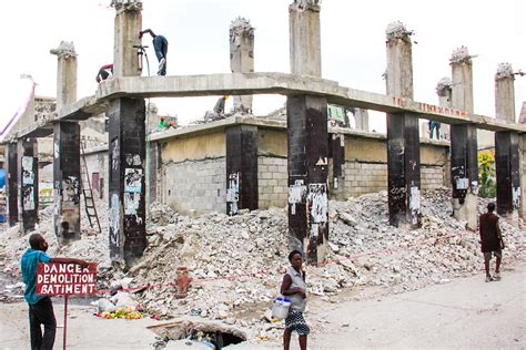 Febiola Prada haiti earthquake aftermath fab 237 ola prado