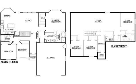 cascade floor plan cascade floor plan fall creek homes
