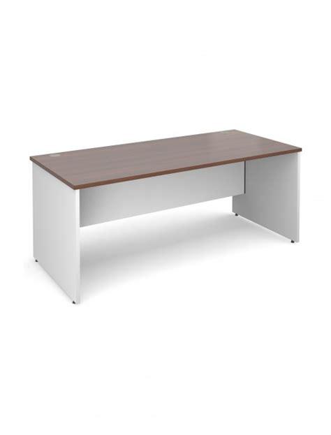 1800mm Wide Duo18s Duo Straight Office Desk 121 Office Wide Office Desk