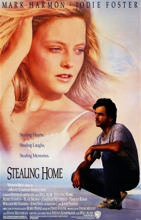 stealing home review summary 1988 roger ebert