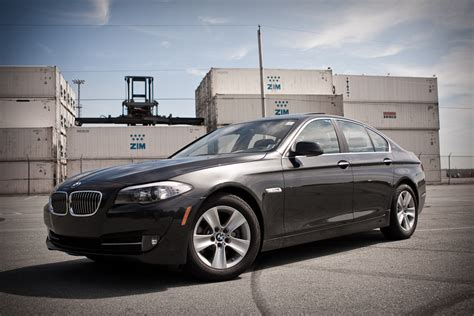 2011 Bmw 528i Review by Test Drive 2011 Bmw 528i