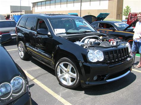 jeep srt modified jeep grand cherokee the crittenden automotive library