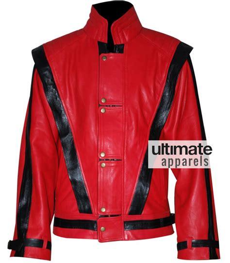 Costume Jacket replica michael jackson thriller costume jacket