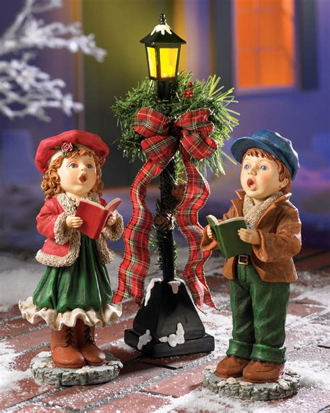 3 pc set outdoor christmas decoration led lights lighted