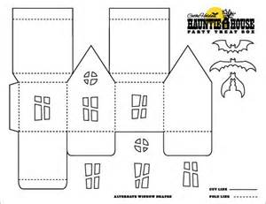 box templates to print 40 best haunted houses images on