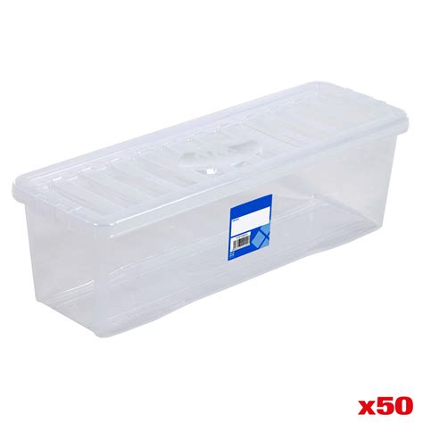 clear plastic storage container cd plastic storage box clear container with lid home