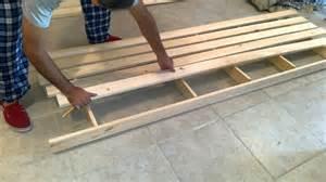 How To Build A Sofa Moroccan Sofa Sedari Part 1 Youtube
