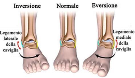 tendinite caviglia interna malleolo