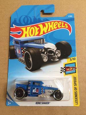 Hotwheels Bone Shaker 2018 Biru aliexpress buy new arrivals 2018 8a wheels 1 64 blue bone shaker car models collection