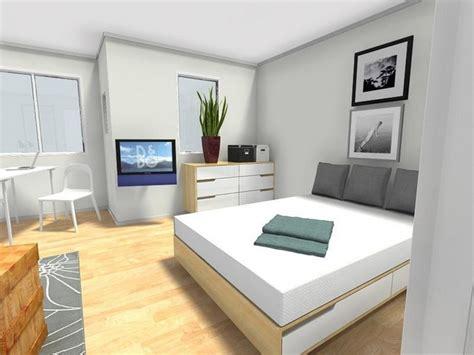 Wohn Schlafzimmer by Wohn Schlafraum Einrichtungsideen
