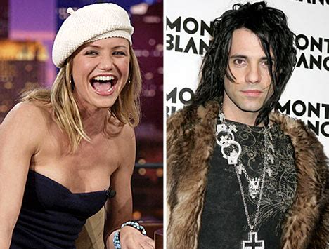 Cameron Diaz And Criss Maybe Dating by The One Thing Cameron S New Beau Can T Magic Away His