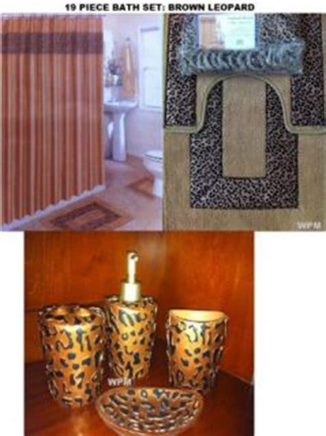 brown zebra bathroom set bath accessory set animal blue zebra print bathroom rug