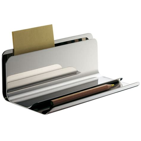 Enzo Mari Ventotene Memo And Pencil Desk Organizer Pencil Desk Organizer
