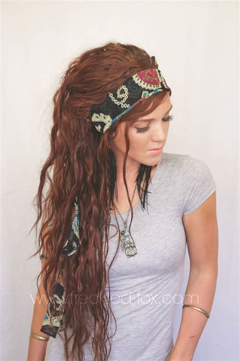hippie rock men hairstyles 13 no heat hairstyles to wear this summer festival hair