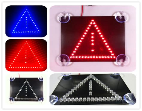 Auto Logo Dreieck by Online Kaufen Gro 223 Handel Led Lights Warning Triangle Aus