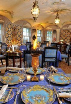 The Dining Room At The Villa By Barton G | 1000 images about versace mansion south beach miami on