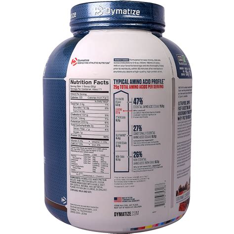 protein f 100 dymatize iso 100 chocolate nutrition facts nutrition ftempo