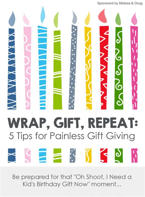 7 Tips For Wrapping Gifts by Wrap Gift Repeat 5 Tips For Painless Gift Giving