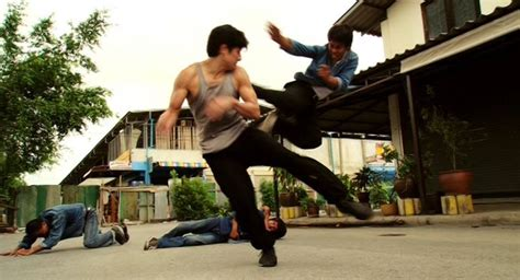 film action fight bangkok revenge aka rebirth with jon foo