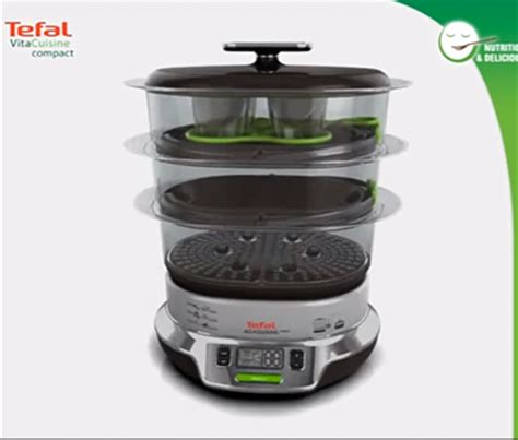 vita cuisine tefal vitacuisine compact vs400334