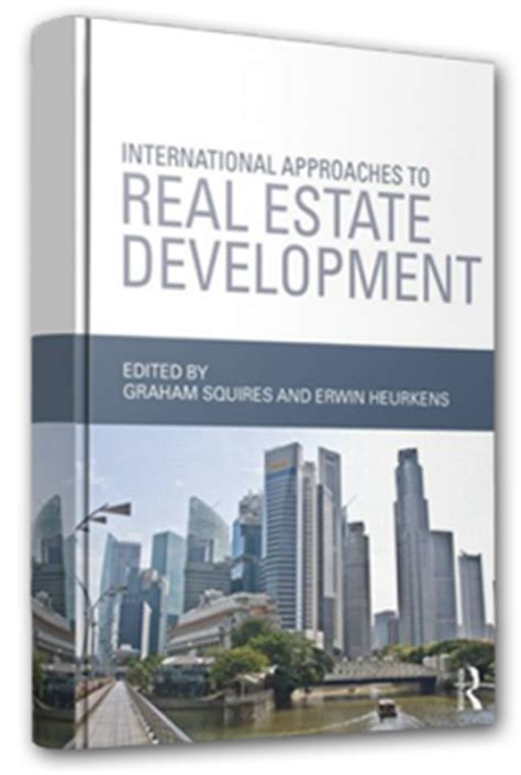 real estate database development books international approaches to real estate development