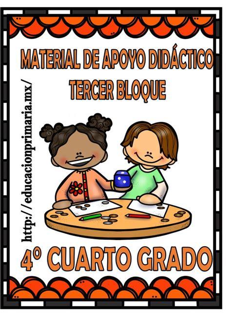 material didctico de apoyo del cuarto grado para el material de apoyo did 225 ctico del cuarto grado para el