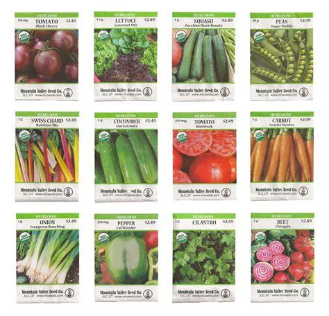 top   organic seeds  vegetable gardens heavycom