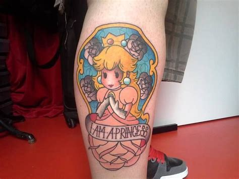 princess peach tattoo designs princess manu http tattoosgeek