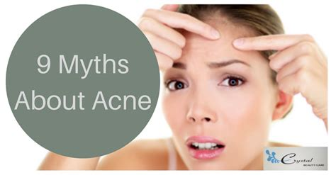 13 Surprising Myths About Acne by Mapp 10 Acne Treatment Reviews
