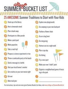 1000 images about lists on lists summer lists and