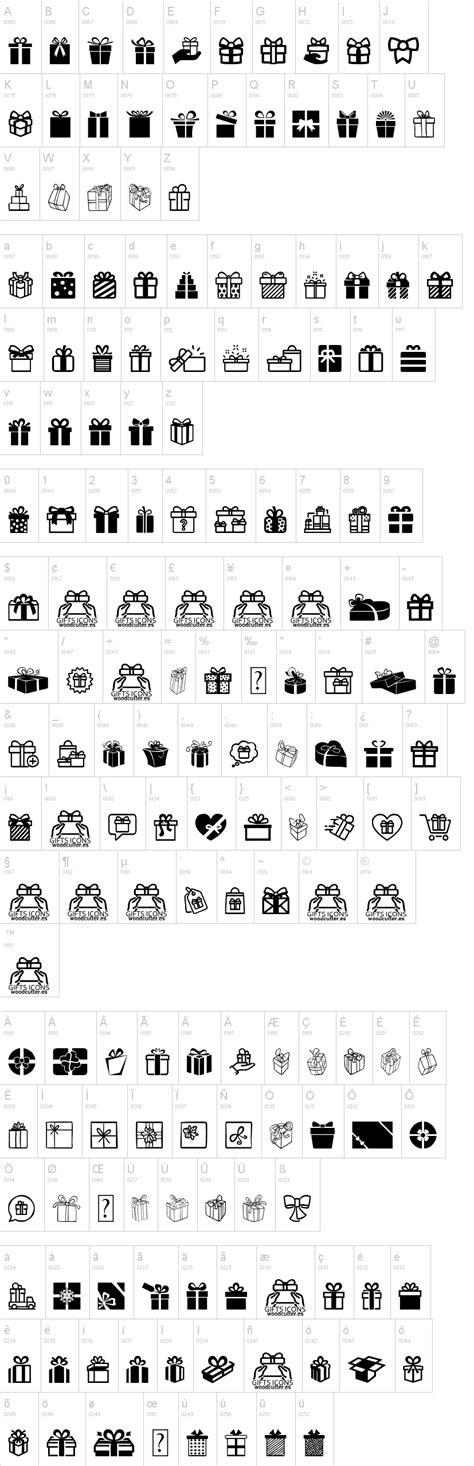 dafont instagram font gifts icons font dafont com