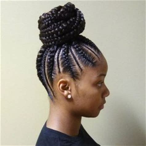 black hair braided buns african american braided bun braids into a bun black hair