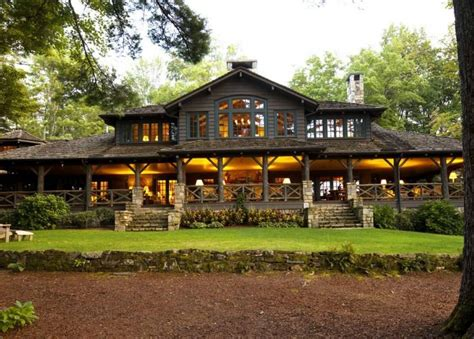 lake house n c lake house combines southern charm adirondack style curb appeal southern and