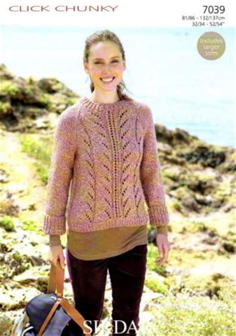 sirdar jumper knitting patterns cottontail crafts knitting pattern sirdar 7039 click