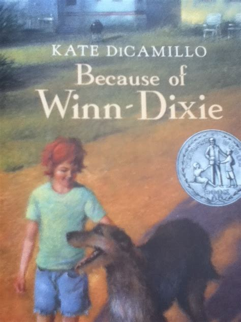 because of winn dixie pictures from the book the book page quot because of winn dixie quot by kate dicamillo
