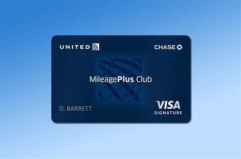 chase united mileageplus club credit card review