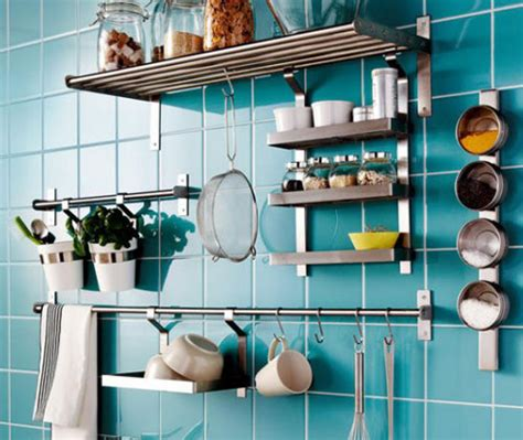 kitchen wall storage ideas 5 stylish kitchen storage ideas the decorating files